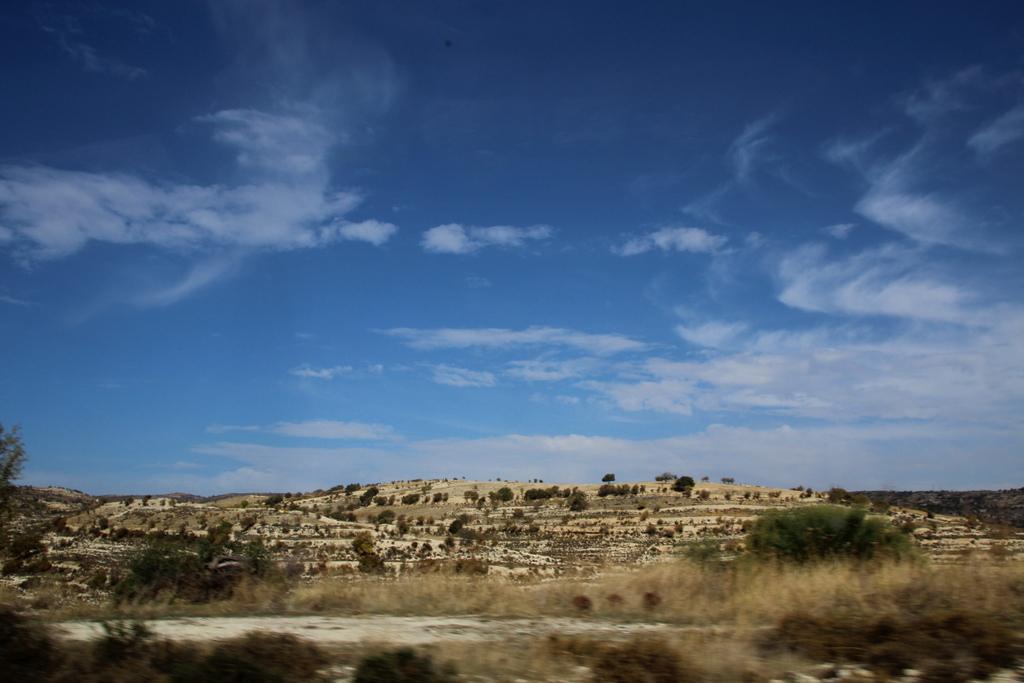 Zyperns Geologie. Spannend.