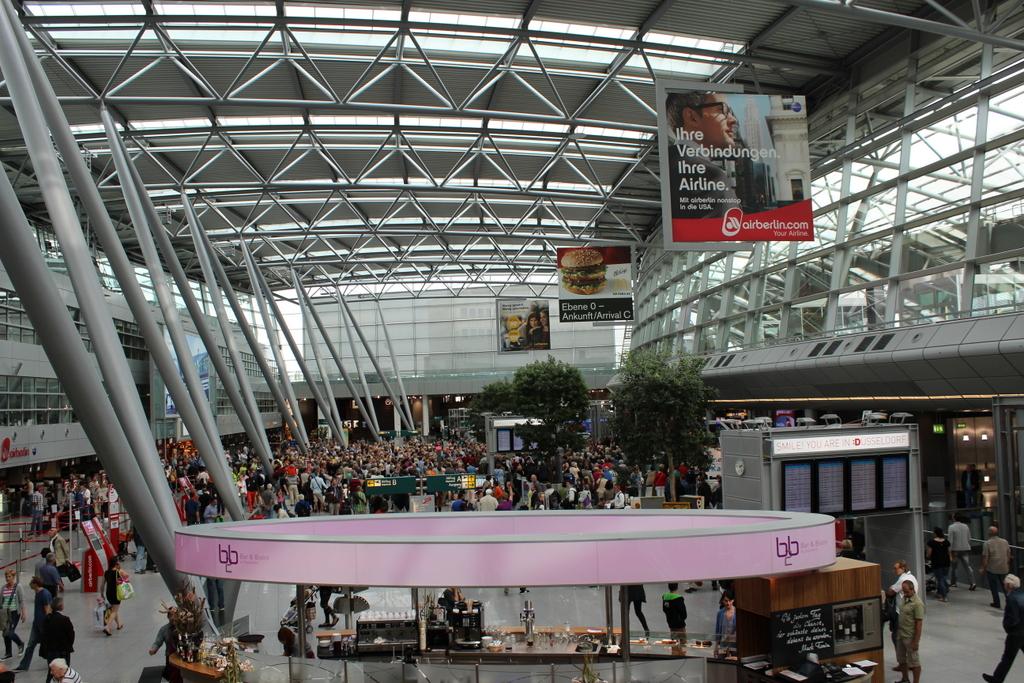 Flughafen düsseldorf (1)