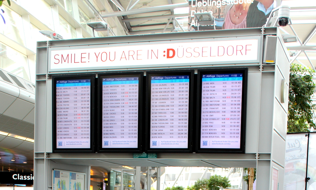 Flughafen düsseldorf (14)