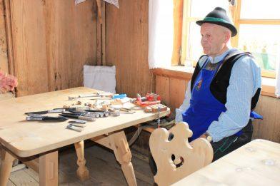 Auf den Spuren Südtiroler Tradition - Das Rohrerhaus