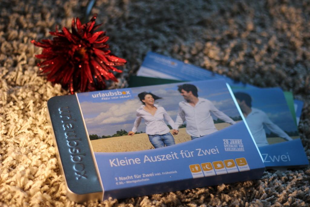 Urlaub aus der Box: Ein besonderes Muttertags-Geschenk