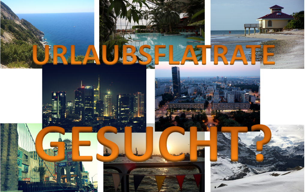 Mein Tipp für 24 Tage Spaß: Gewinnt eine Urlaubsflatrate bei Urlaubsguru.de