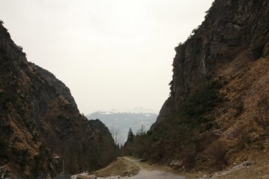Eine Kurzreise in der Region Hall Wattens - Wandern im Halltal