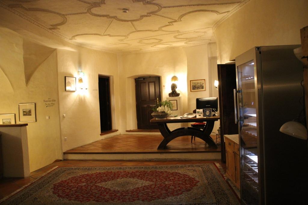 Im Hotel Goldener Engl