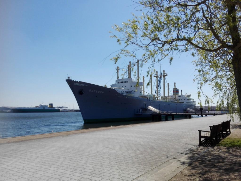 IGA Park Rostock Museumsschiff