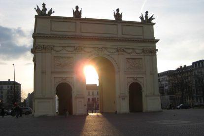 Das Brandenburger Tor - in Potsdam !!!