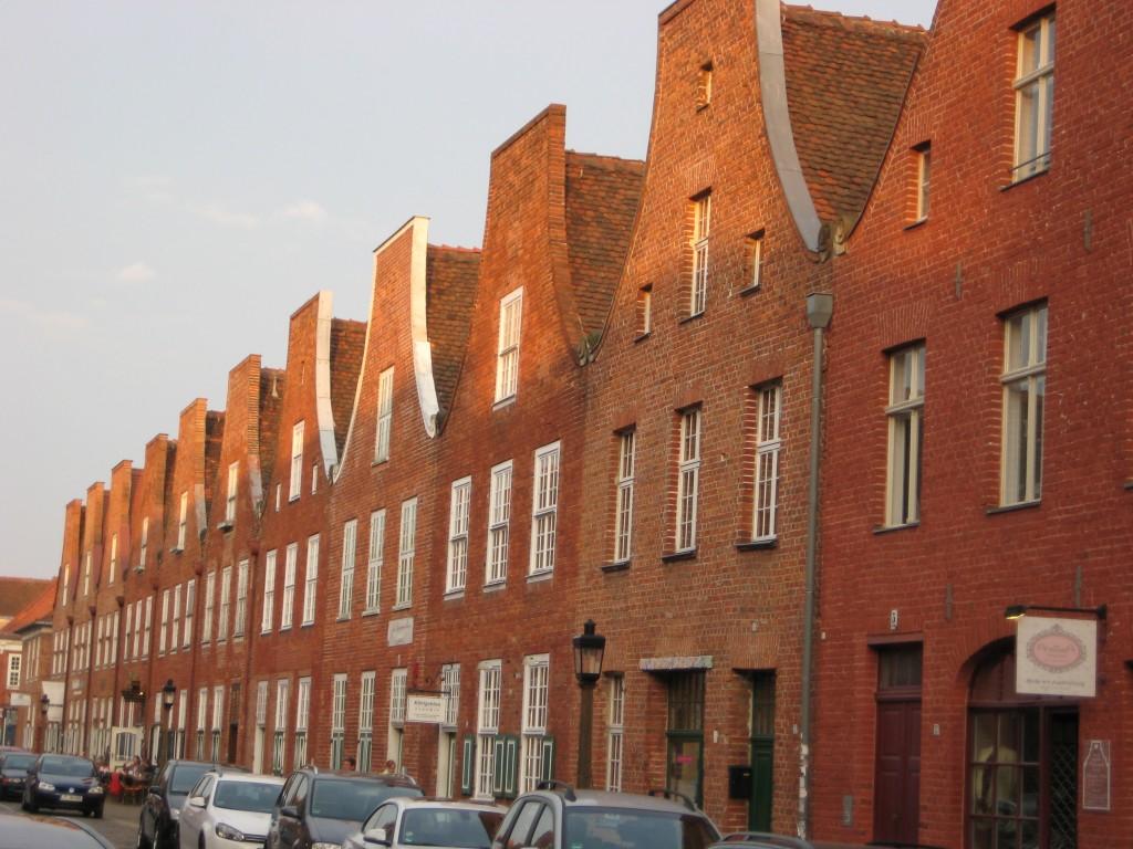Das Holändische Viertel - die Niederlande in Potsdam