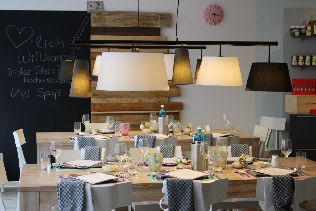 Stern*s Kochwerkstatt - Willkommen