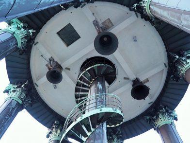 Die Welt von oben - Kirchtürme (Meine Stairways to Heaven)
