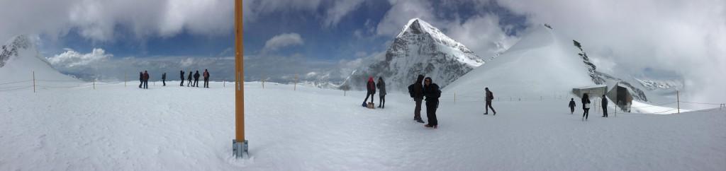 Plateau Jungfraujoch