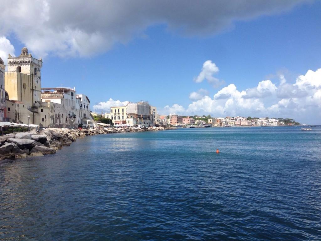 Ischia Ponte Meer