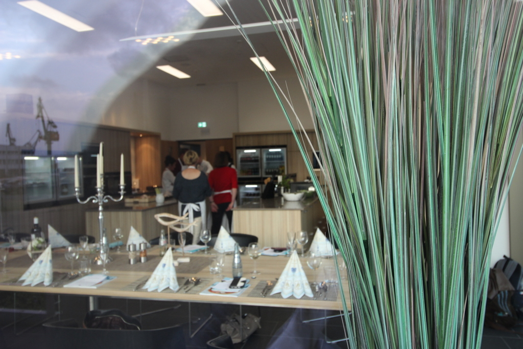 Wie ich zum Fischkenner wurde - ein Kochkurs in Bremerhaven