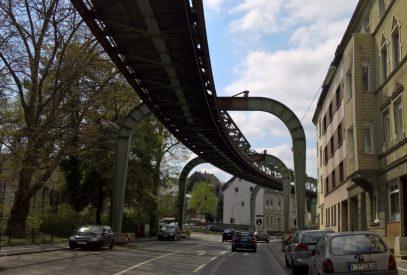 Auf Kaisers Spuren - eine Zeit(Reise) durch Wuppertal