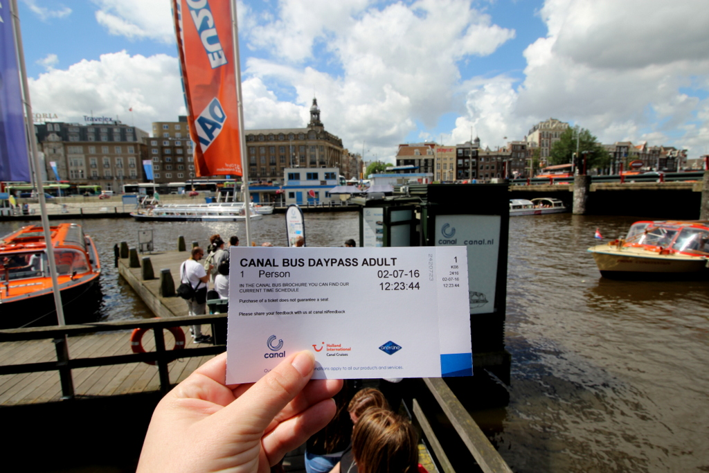 Amsterdam in 5 Stunden (2)