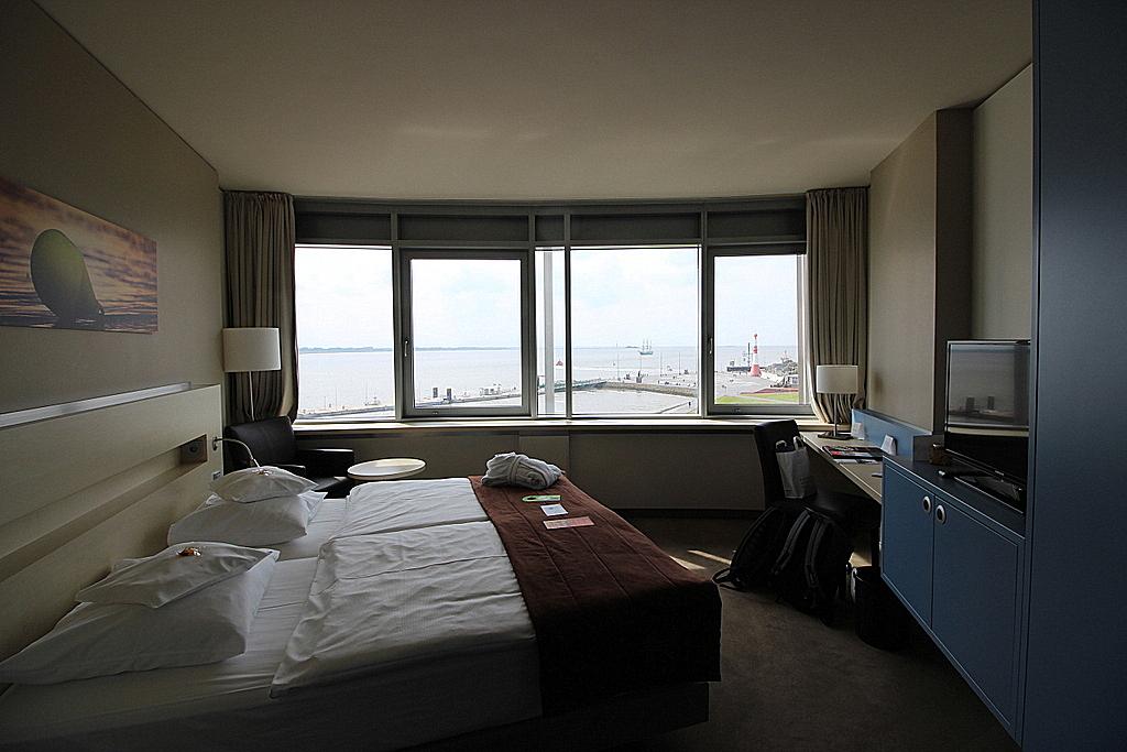 Ein Zimmer im Atlantic City Hotel Sail City