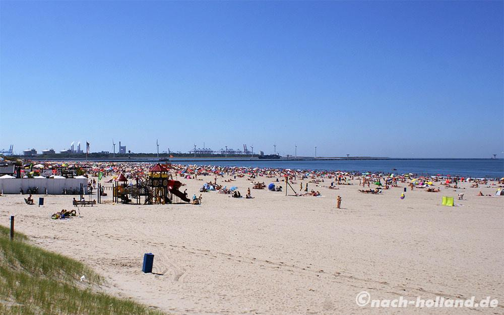 Hoek van Holland Strand