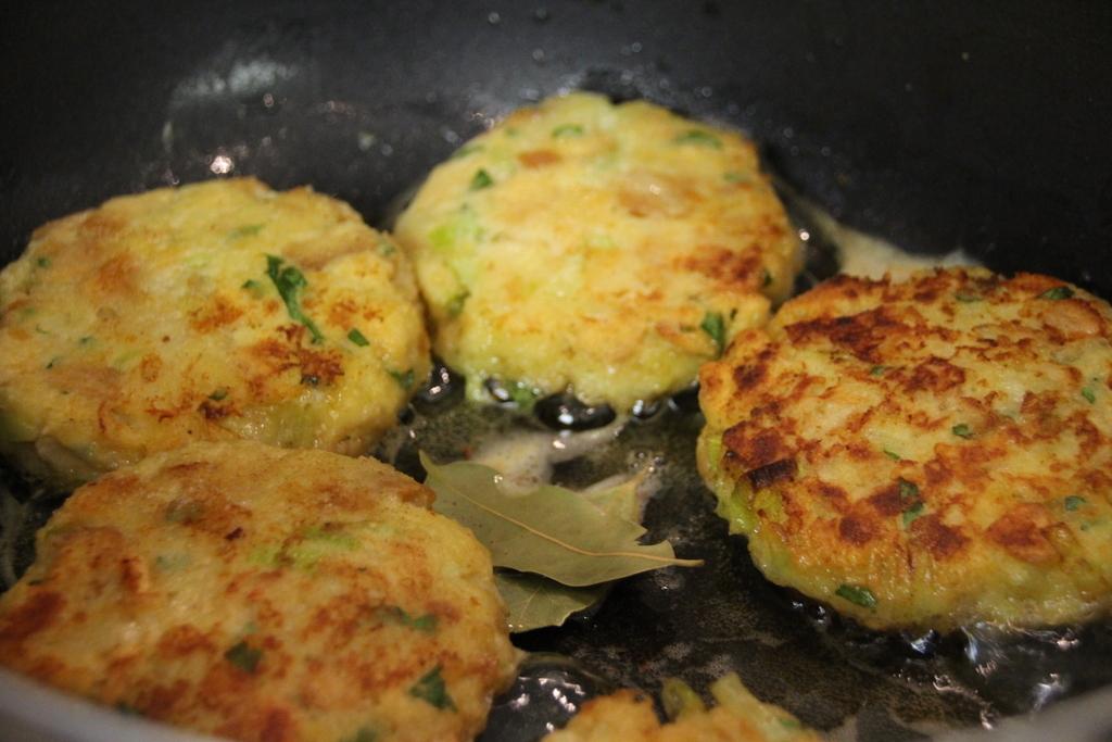 Ein Abend in Petras Küche - oder wie man die Nationalspeise von Hall zubereitet.