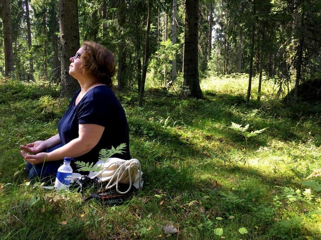 Auf der Suche nach den finnischen Relax-Moment.