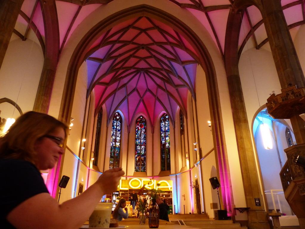 Kirchen mal anders. Umgewidmete Gotteshäuser in Europa.