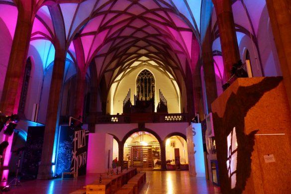 Entweihte Kirchen: Das zweite Leben von Gotteshäusern in Europa.
