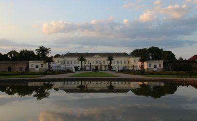 So schön sind die Sommerabende in den Herrenhäuser Gärten, Hannover