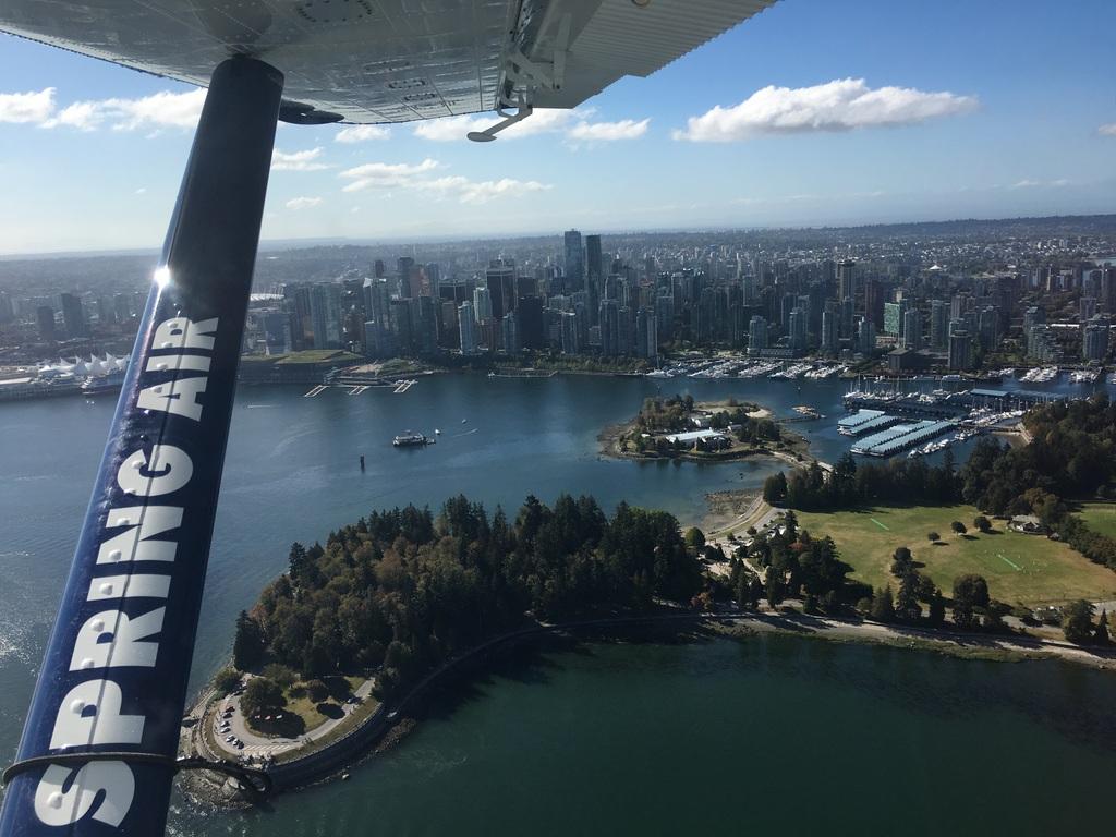 Going back to Vancouver Island - Wege von und auf die kanadischen Inseln