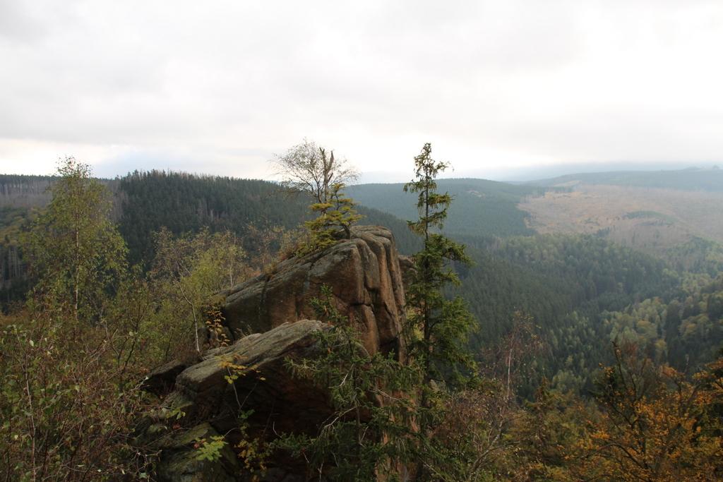 Wandern im Brocken