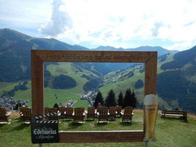 Aktiv in Saalbach Hinterglemm
