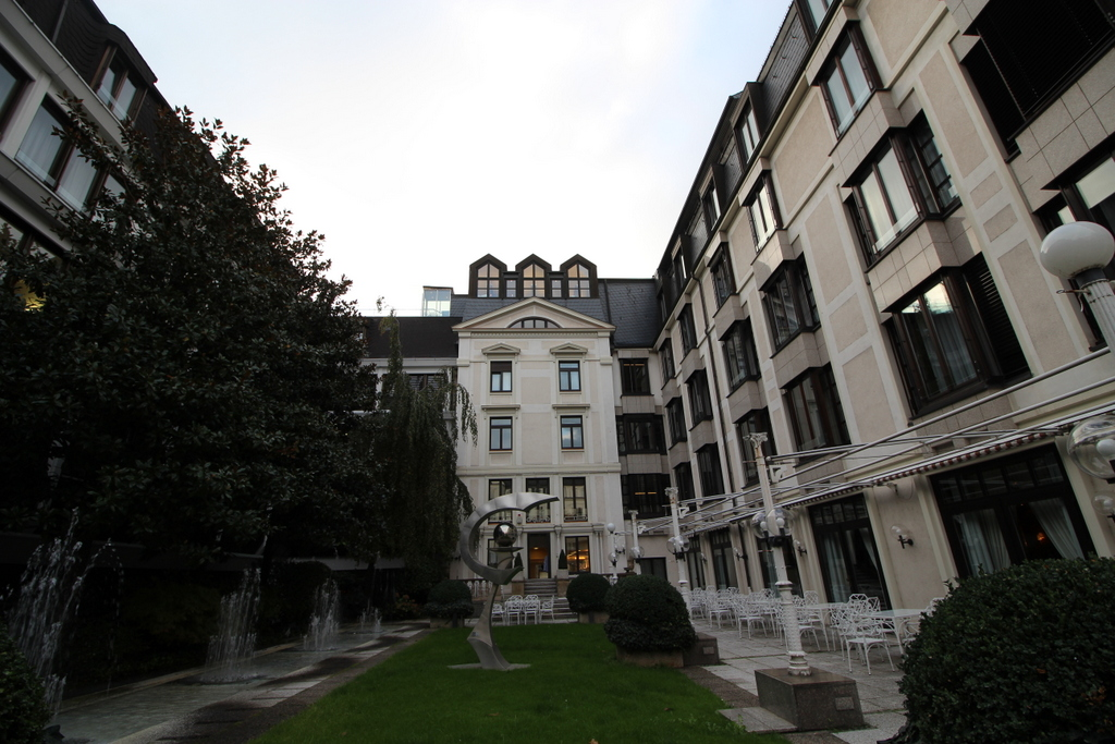 Der Heidelberger Hof - meine Heimat für Heidelberg