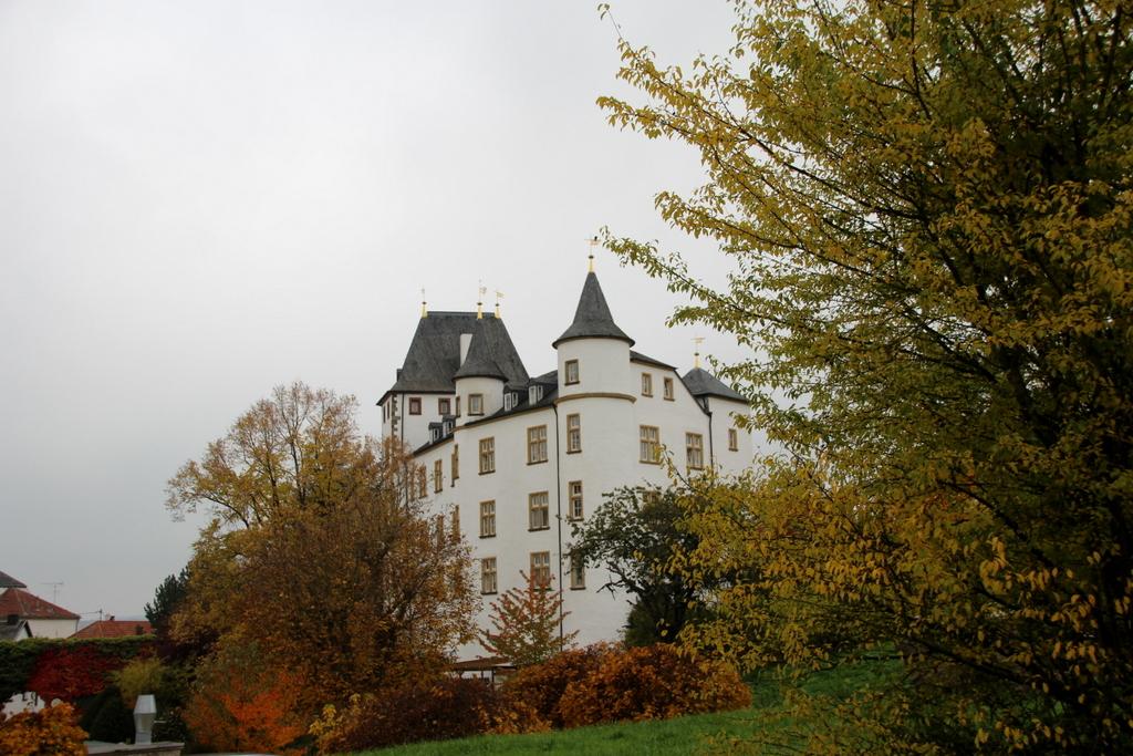 Ein Herbsttag im Saarland.