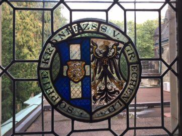 Wenn man von einer Königin verfolgt wird: (M)eine Nacht im Schlosshotel Kronberg
