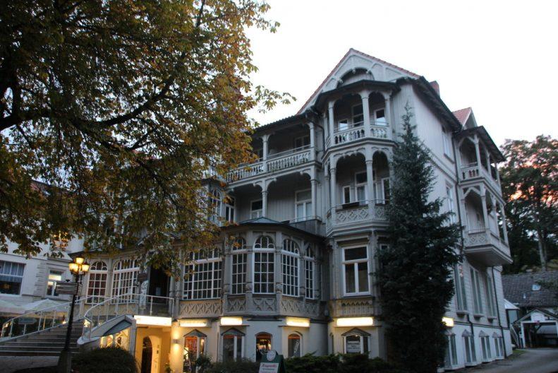 Ein Herbsttag in Bad Harzburg - Von Kastanien, Luchsen und einer Nacht im Aussichtsreich