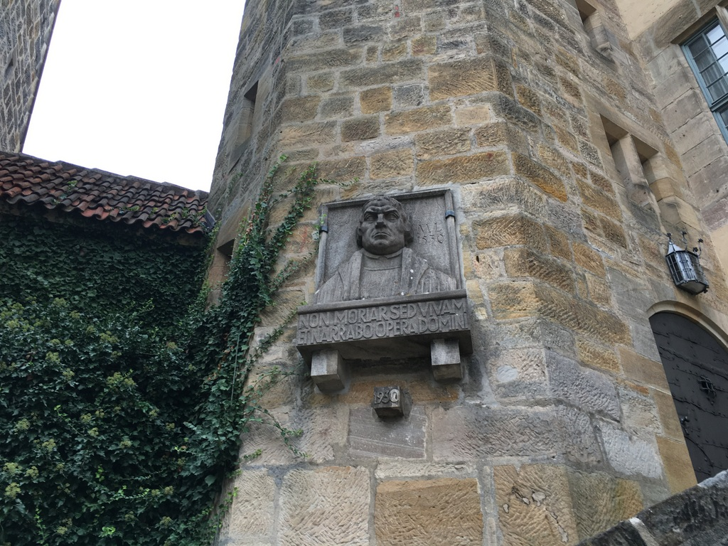 Luther war (auch) hier. Reiseziele auf den Spuren der Reformation