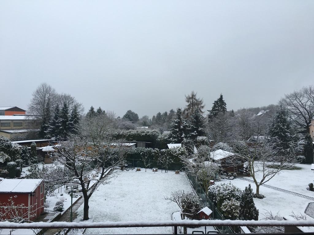 Auch im rheinländischen Winter schön ;)