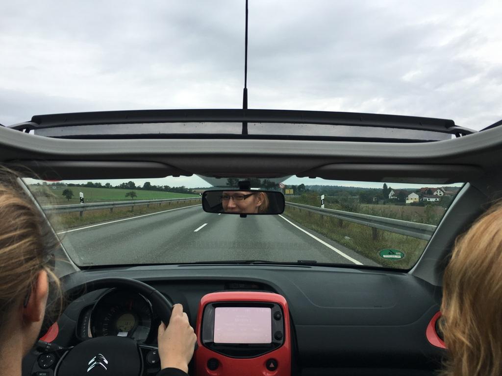 Ein Roadtrip ins Frankenland - drei Mädels auf Reisen