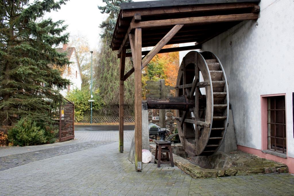 Birgel Historische Wassermühle