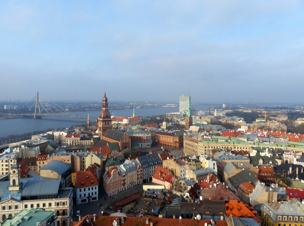 Meine Lieblingsorte: Städte am Meer in Europa