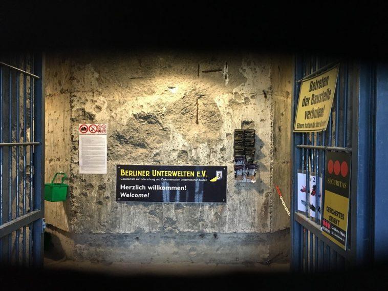 Deutschland - deine Unterwelten. Von Höhlen, Kellern und Bergwerken.