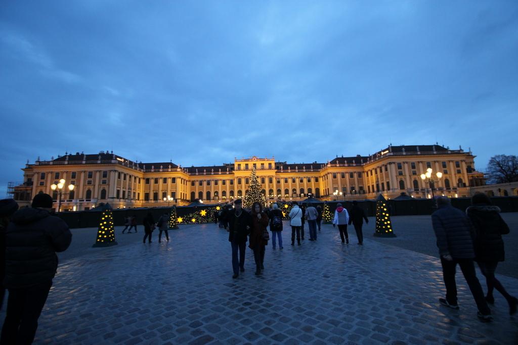 Wien im Advent - ein kleiner weihnachtlicher Spaziergang (mit Shoppingtipps)