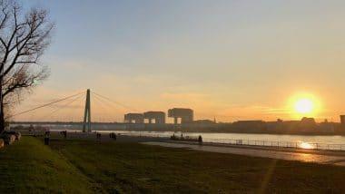 Ein winterliches Wochenende in Köln
