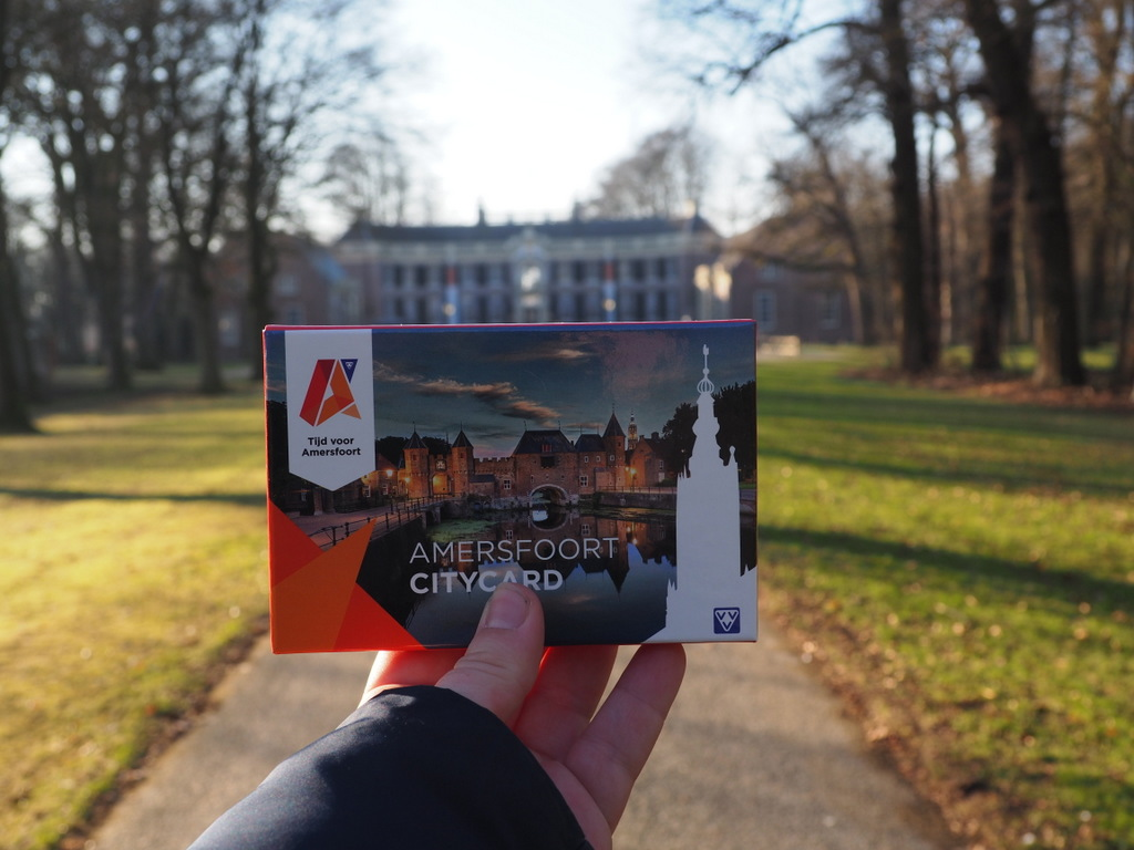 Lohnt sich die Amersfoort Citycard?