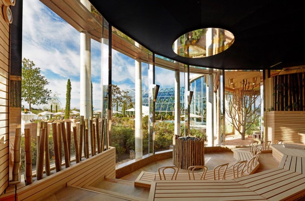 Meditations Sauna