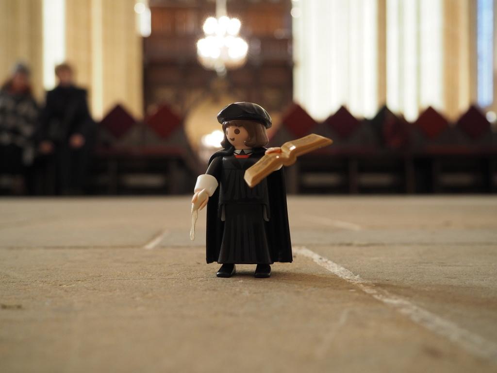 Die Erlebnisse des kleinen Reformators (in Nordthüringen)