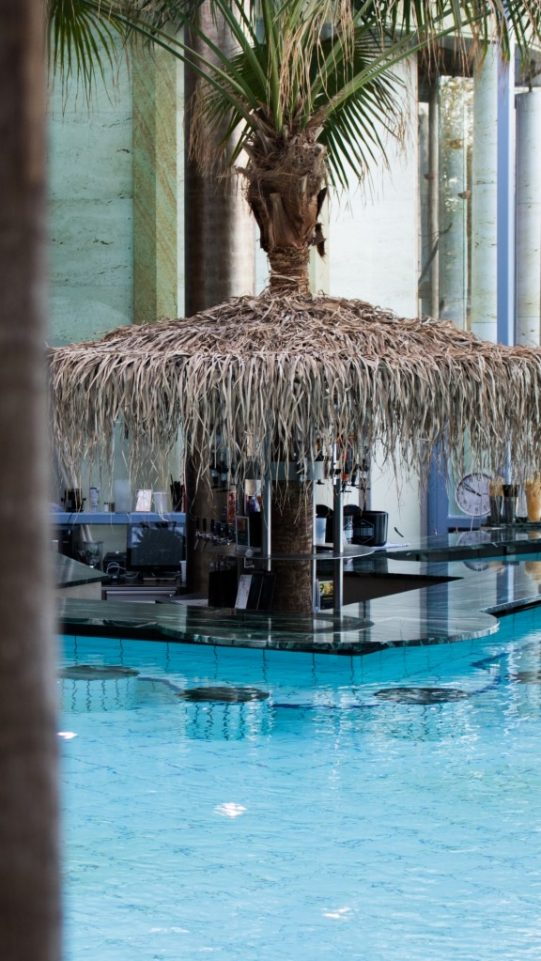 Südsee in NRW: Ein Tag im Palmenparadies der Therme Euskirchen