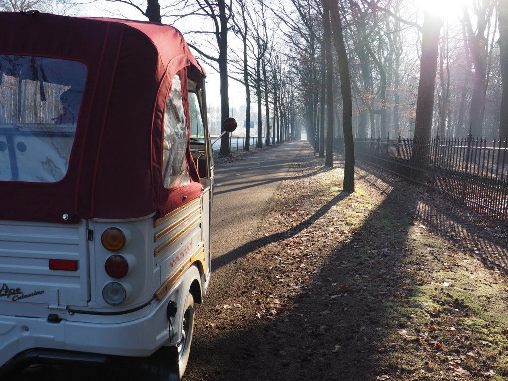 Ein Winter-Wochenende in Amersfoort