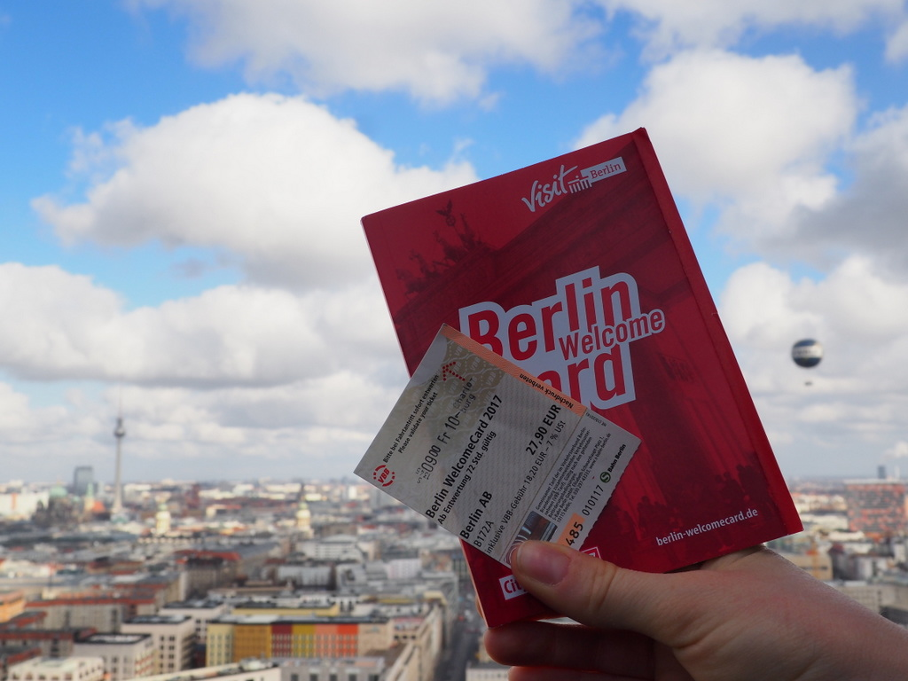 Lohnt sich die Berlin Welcome Card?
