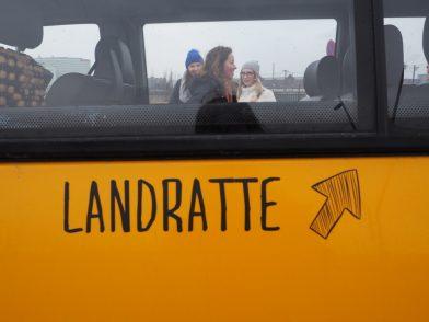 Eine Hamburgtour mit Waterkant - Mit nem Bulli anner Elbe entlang