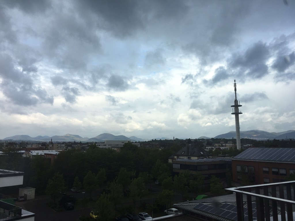 Regen in der Pfalz - Warum ein Kurztrip nach Landau bei jedem Wetter lohnenswert ist