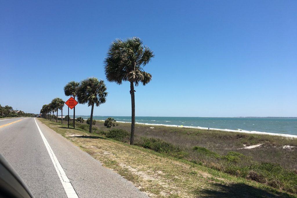 Forgotten Coast in Florida