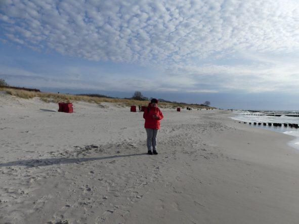 Unser Mutter-Tochter-Urlaub auf der stürmischen Halbinsel Fischland-Darß-Zingst